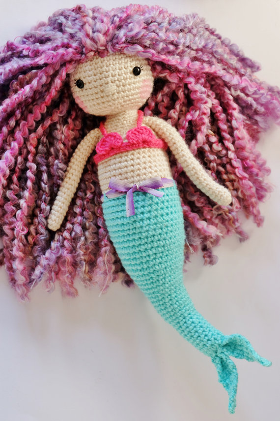 Ariel – Amigurumi Patterns | 855x570