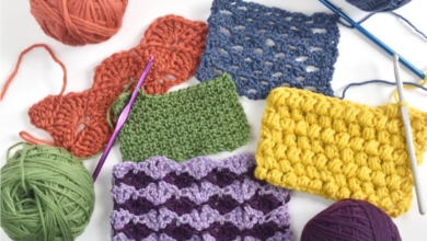 Photo of Top 10 Most Popular Crochet Stitches