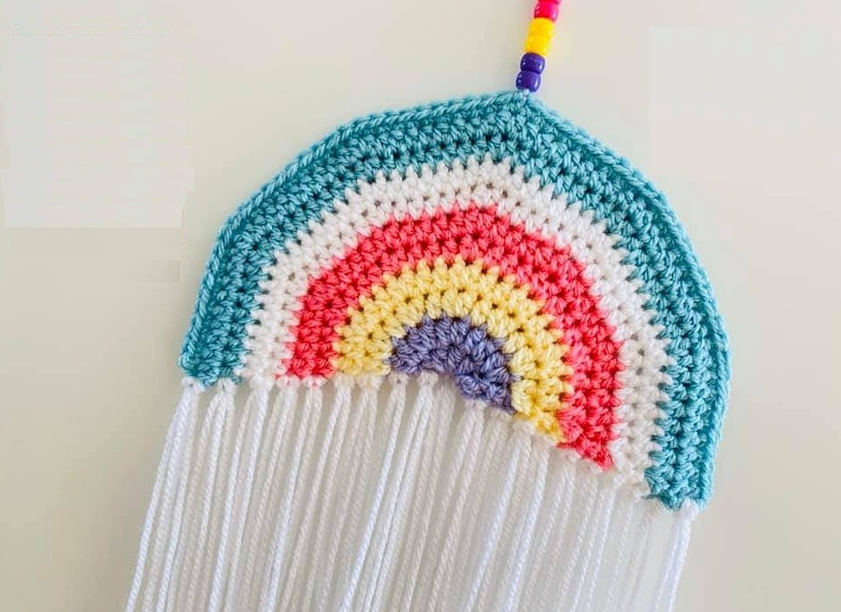 Crochet Rainbow for Hope!