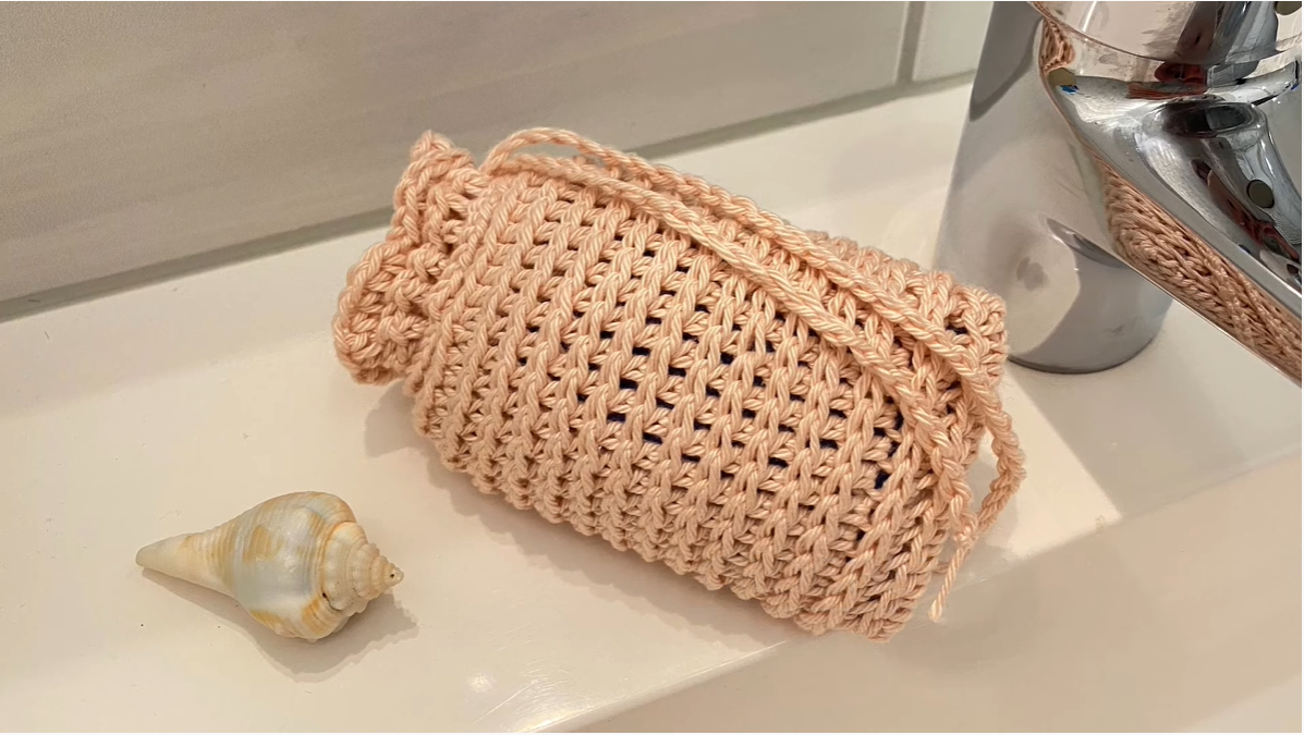 Crochet Easy Soap Saver